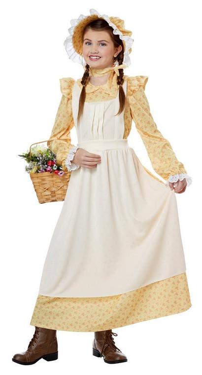 Praire Pioneer Girl Costume