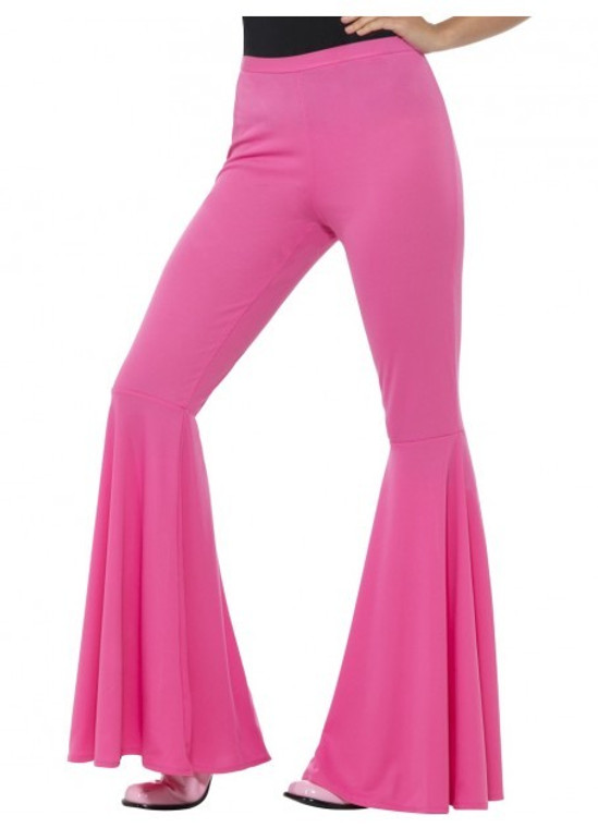 Pink Ladies 1960 - 1970's Flares