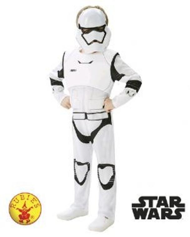 Stormtrooper Deluxe Tween Costume