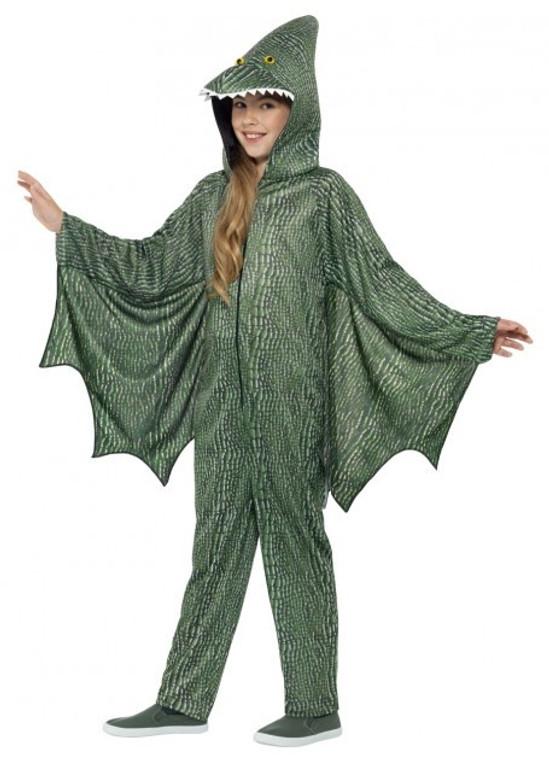 Pterodactyl Dinosaur Child Costume