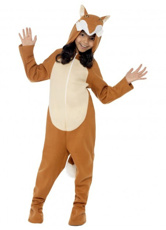 Sly Fox Child Costume