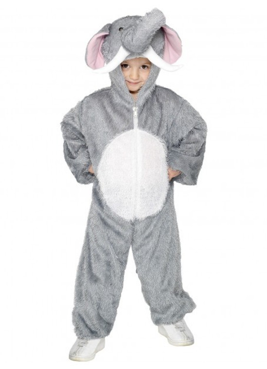 Elephant Onesie Child Costume