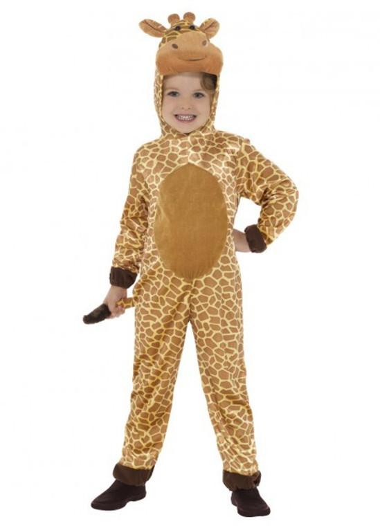 Giraffe Child Onesie Costume