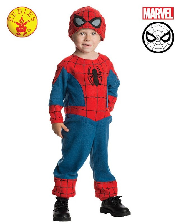 Spider-man Toddler Costume