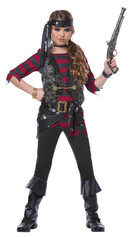 Renegade Girls Pirate Costume