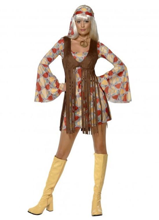 1960's Groovy Baby Women's Costume