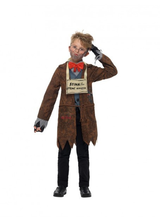 Mr Stink Boys Costume
