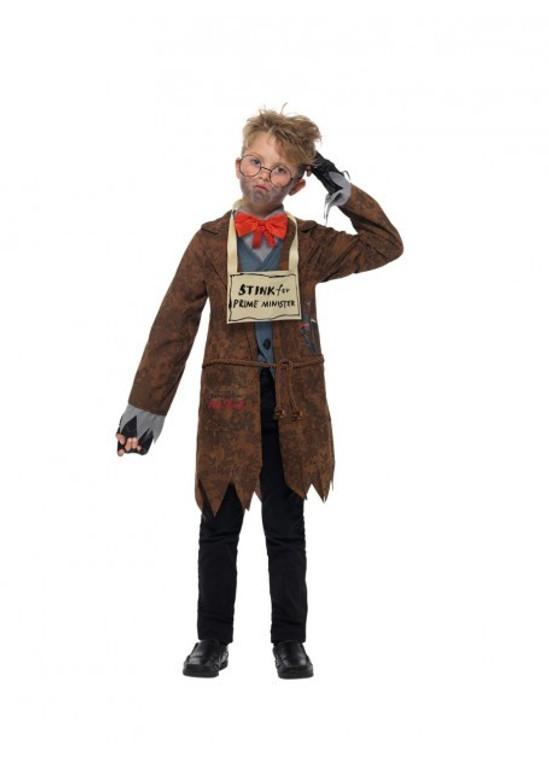 Mr Stink Boys Costume