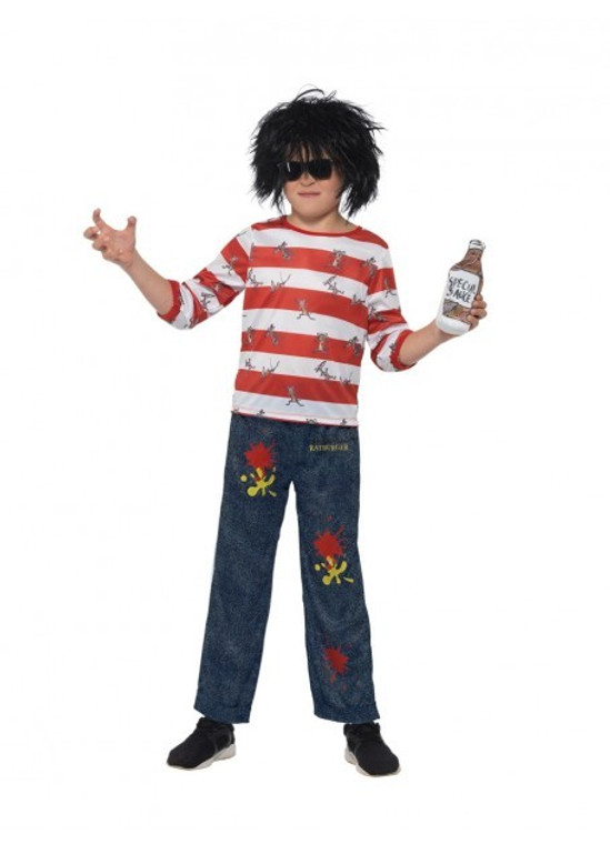 Ratburger Boys Costume
