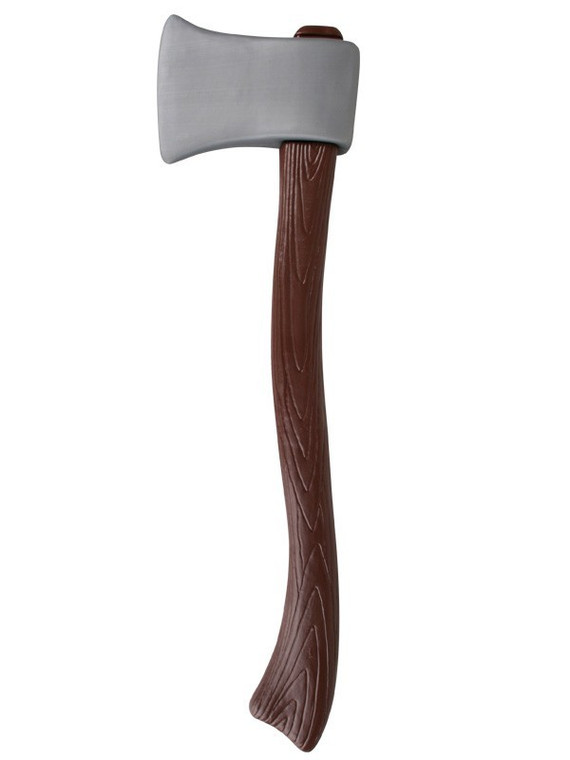 Axe Wood Look Handle
