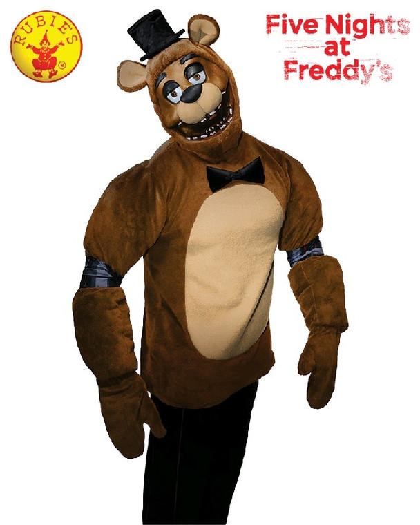 Freddy Adult Costume
