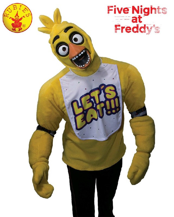 Chica Adult Costume