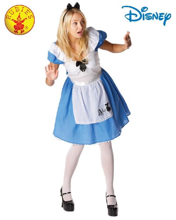 Classic Disney Alice In Wonderland Costume