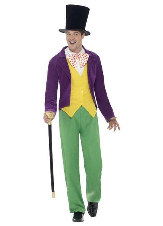 Willy Wonka Adult Costume