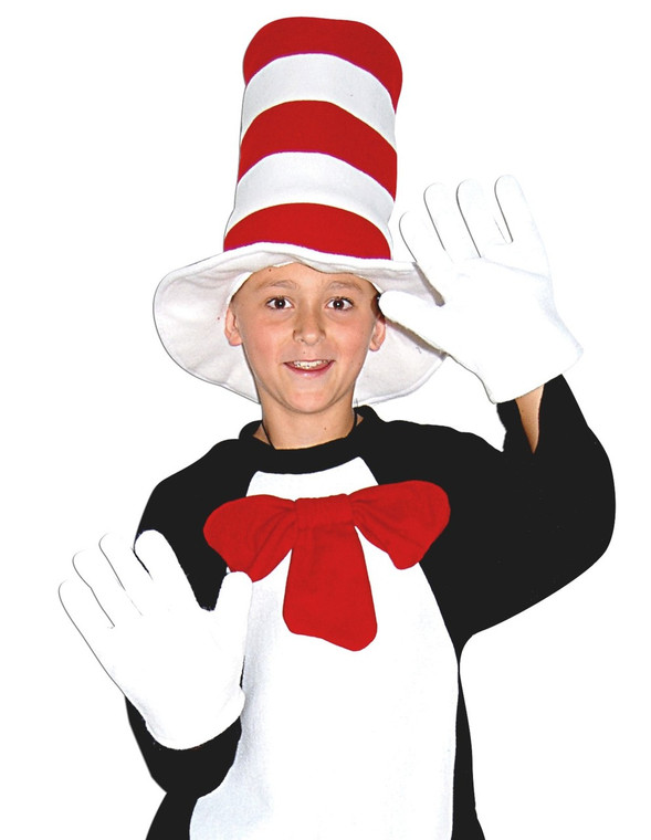 Cat In The Hat Child Accessory Kit