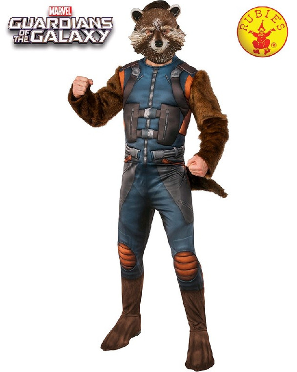 Rocket Raccoon Avengers Costume