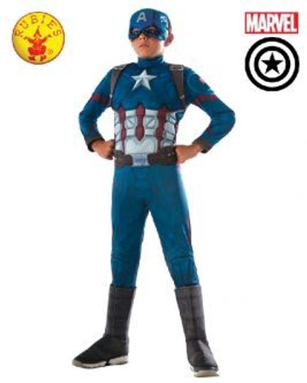 Captain America Civil War Costume