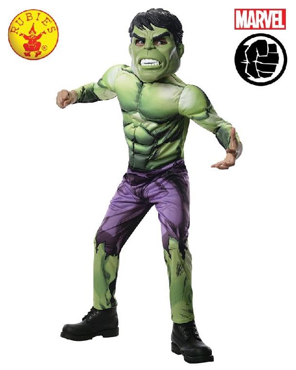 Hulk Boys Avengers Costume
