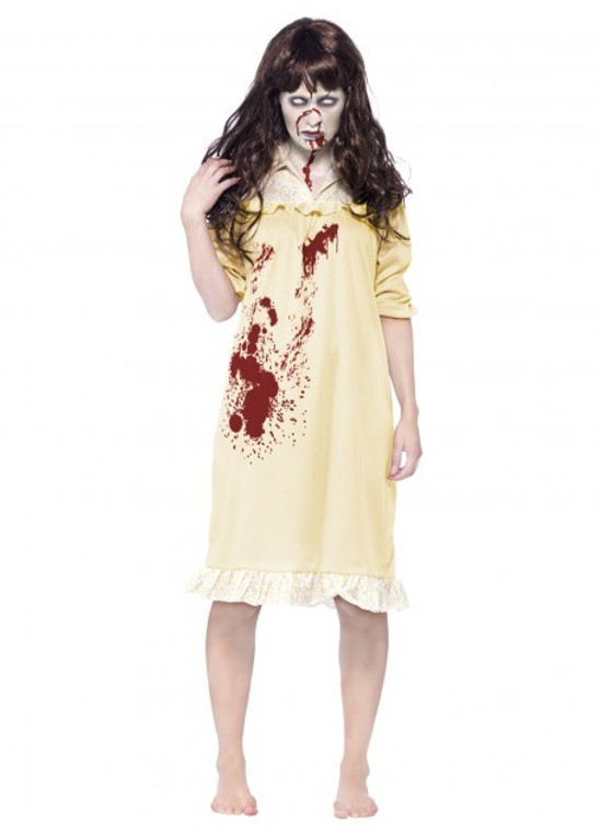 Zombie Sinister Dreams Womens Costume