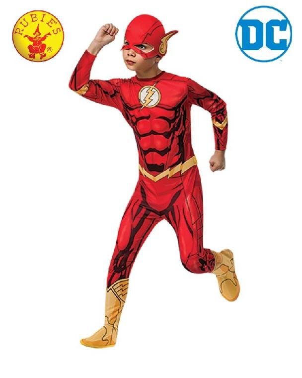 The Flash Digital Boys Costume