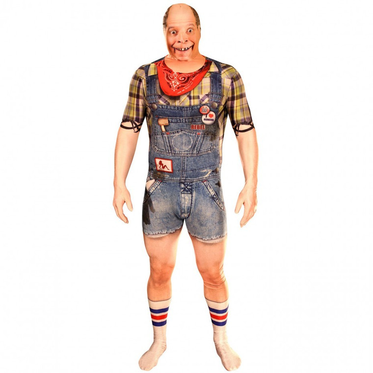 Hillbilly Adult Morphsuit