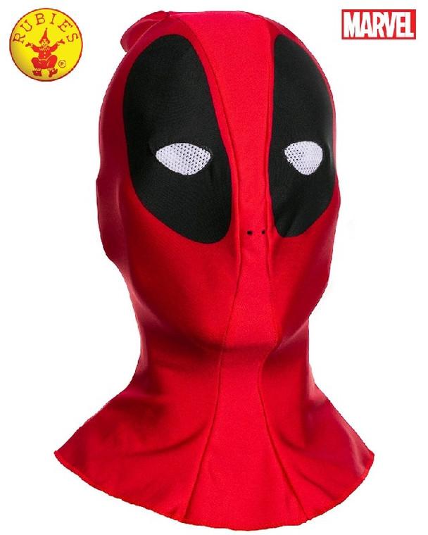 Deadpool Fabric Overhead Mask
