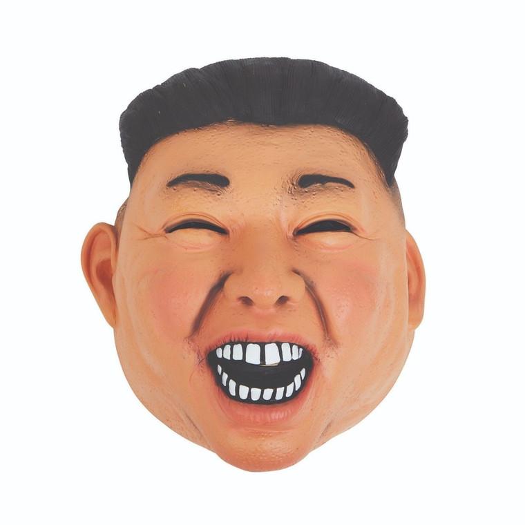 Political Kim Jong-Un Novelty Mask