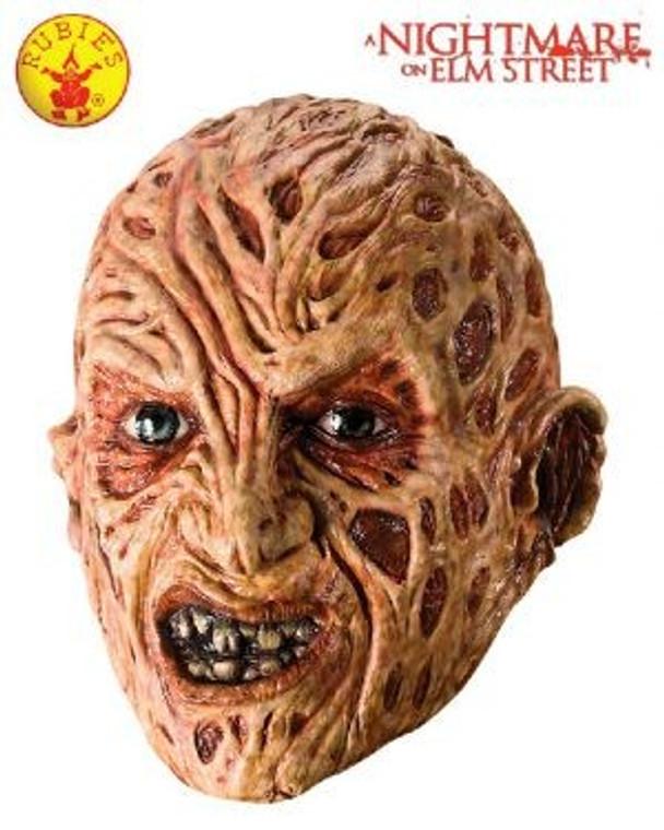 Freddy Krueger Latex 3/4 Mask