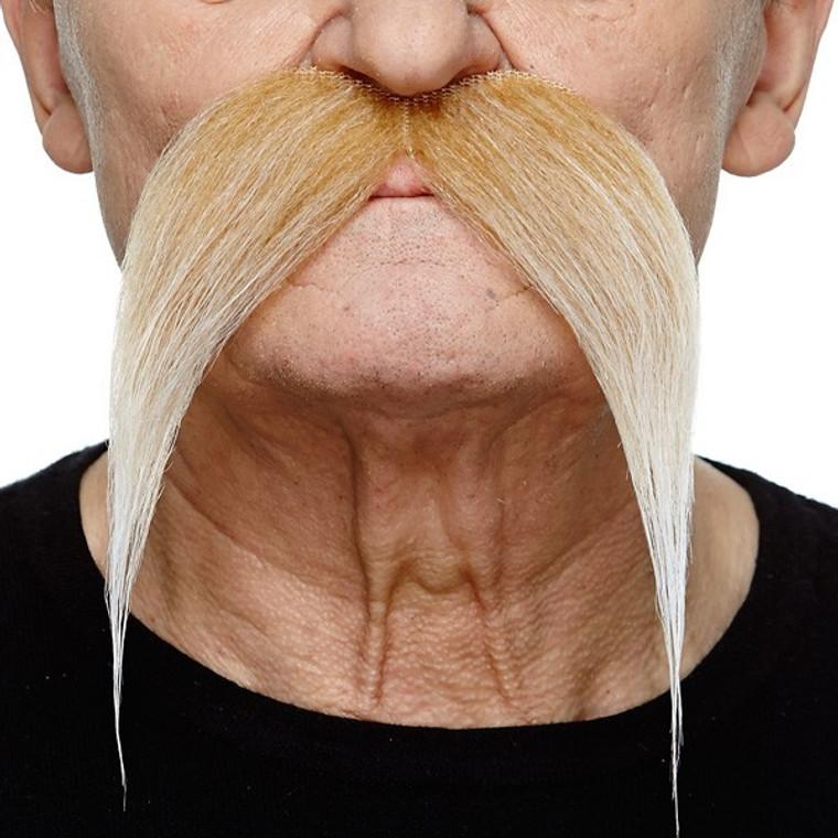 Mo Sandy Blonde Moustache