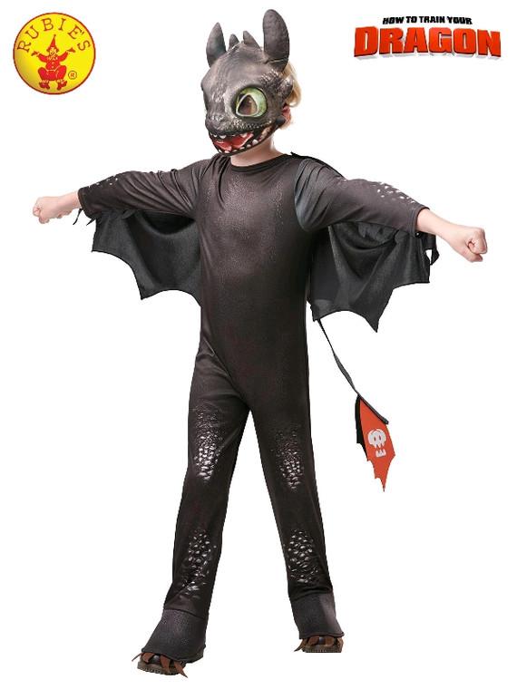 Toothless Night Fury Costume
