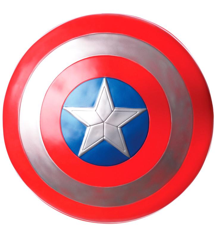 Captain America Shield Adult