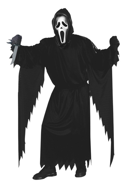 Scream Ghost Face Mens Costume