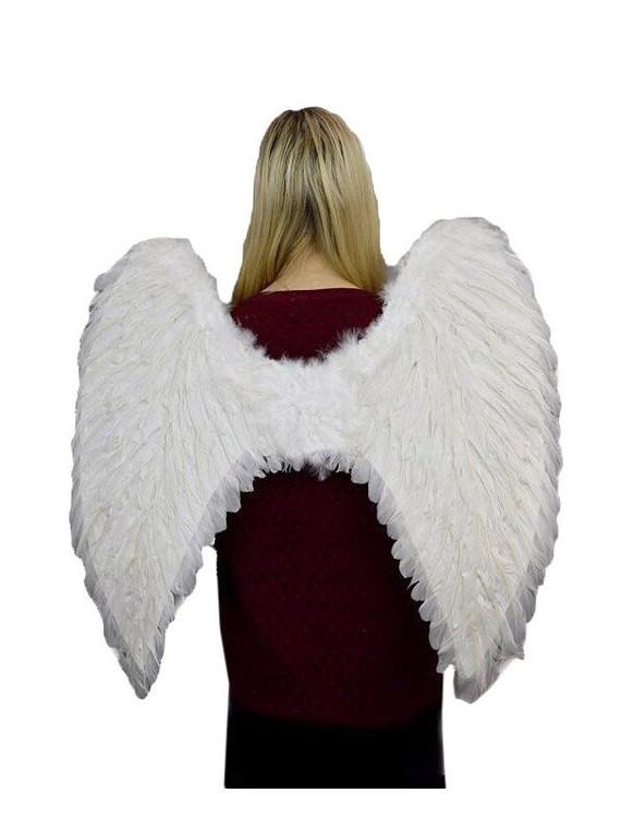 Angel Wings White Large