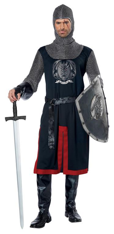 Dragon Knight Mens Costume
