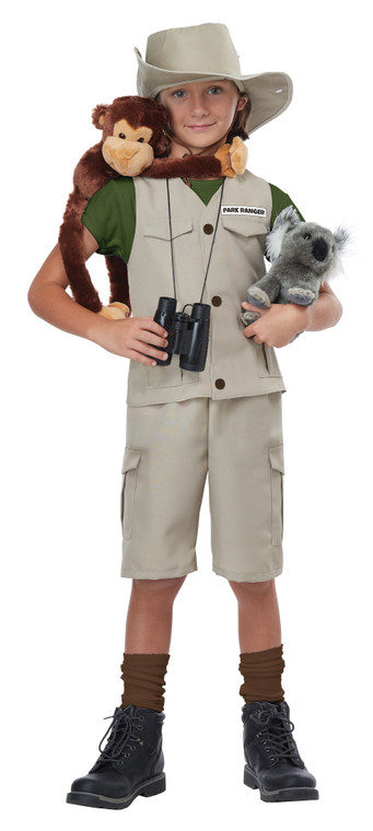 Safari Childs Costume