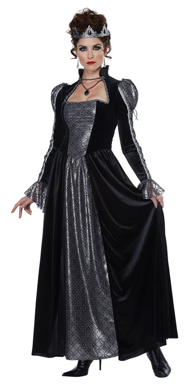 Dark Majesty Womens Costume