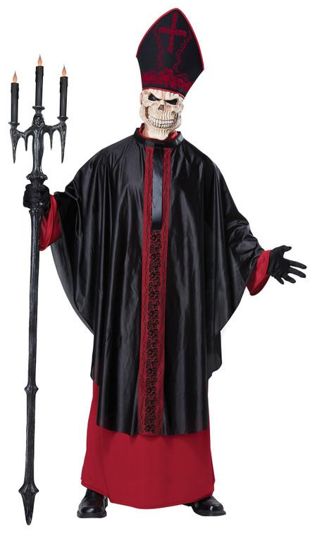 Black Mass Mens Costume