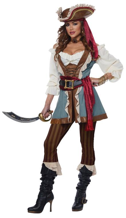 Jewell of the Sea Womens Pirate Costume