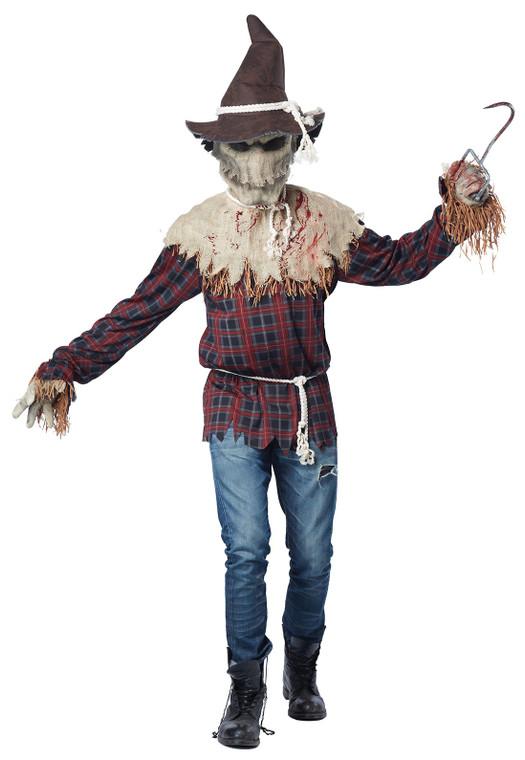 Sadistic Scarecrow Mens Costume