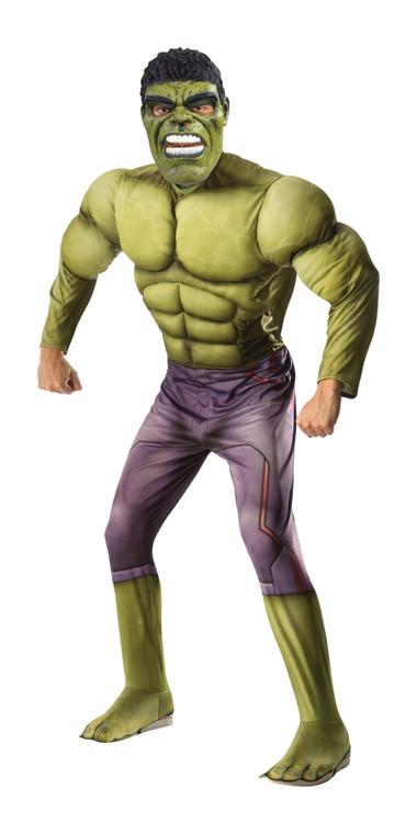 Hulk Deluxe Costume- Thor Ragnarok