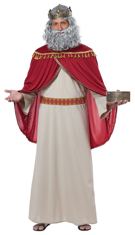 Melchior Mens Costume - Three Wise Men