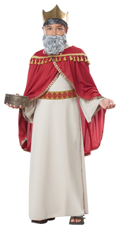 Melchior Childs Costume - Three Wise Men