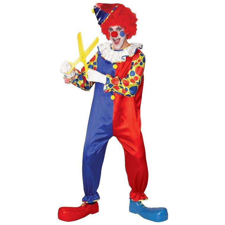 Bubbles The Clown Costume