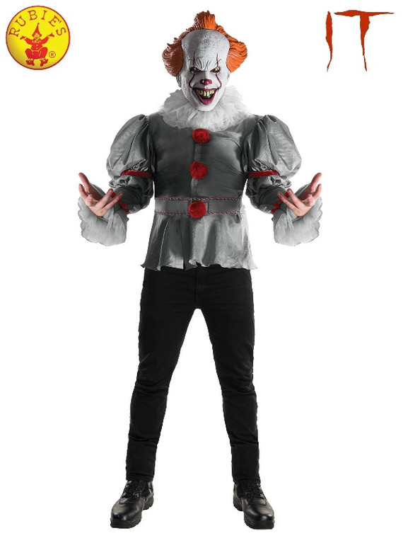 "Pennywise ""IT"" 2017 Movie Mens Costume"