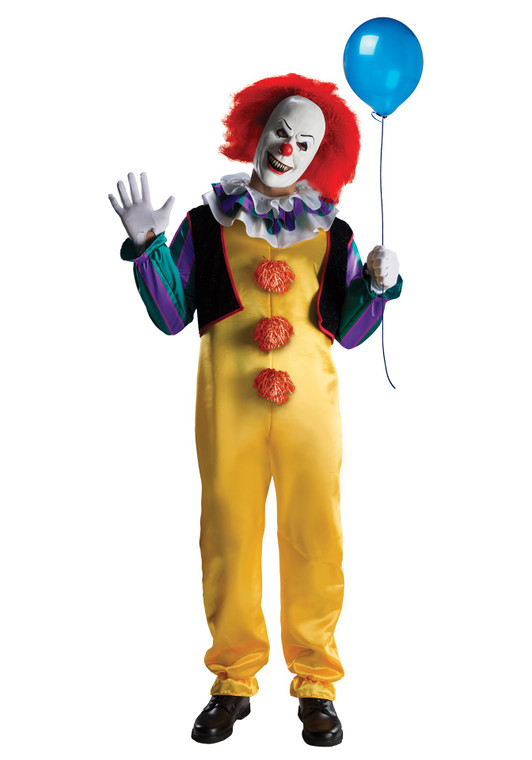 "Pennywise ""IT"" Clown Costume"