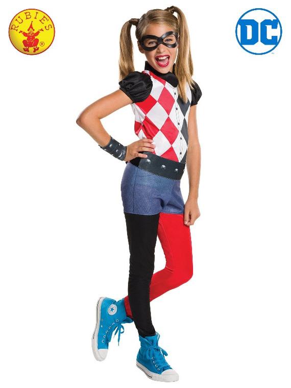 Harley Quinn Child Costume