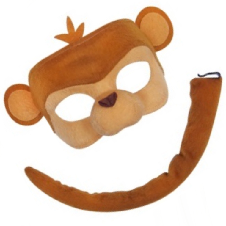 Monkey Deluxe Animal Set