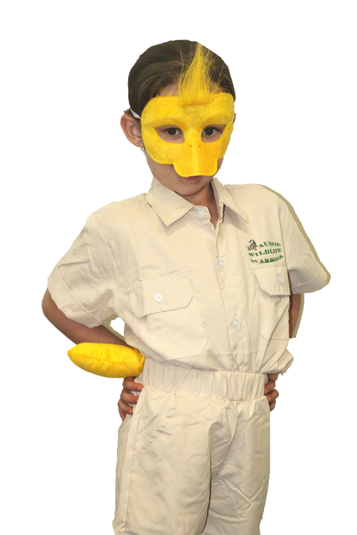Yellow Duck Animal Set