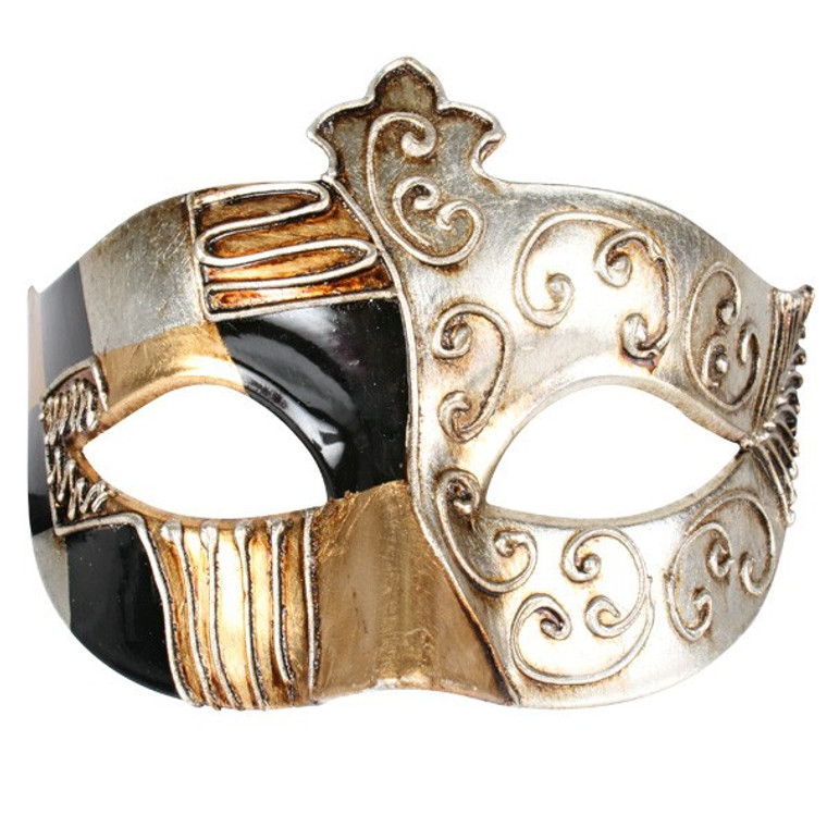 Tivoli Warrior Metallic Mask