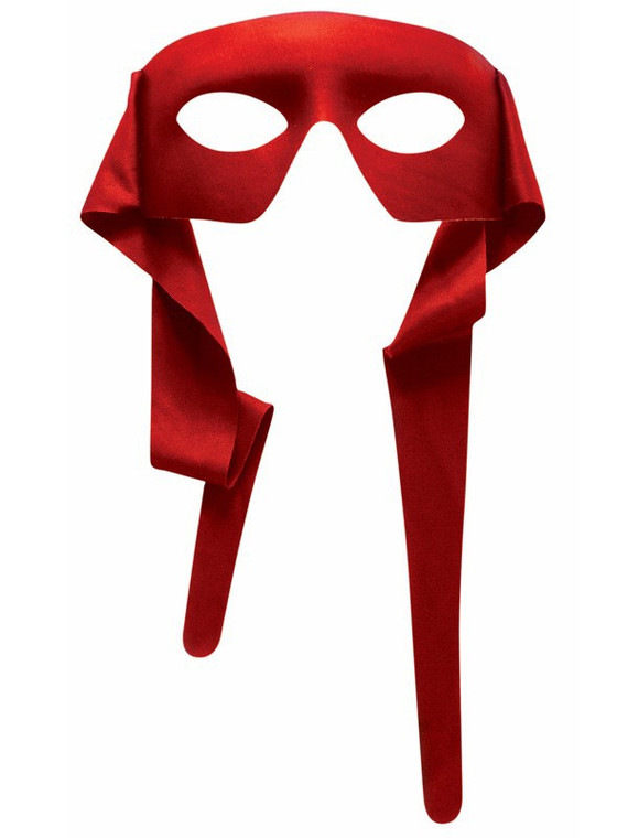 Red Hero Mask